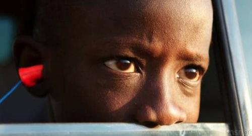 Haiti children earthquake video tease